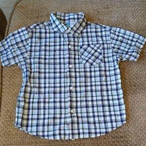 Boys Gymboree Short-sleeve Collared Shirt